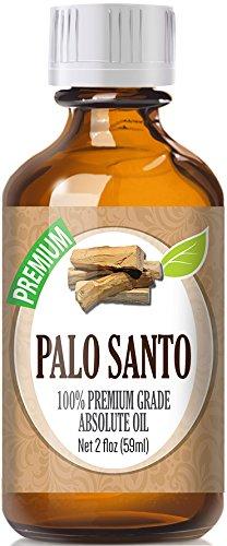 Palo Santo (60ml) 100% Pure, Best Therapeutic Grade Oil - 60ml / 2 (oz) Ounces