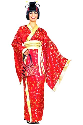 Madame Butterfly Costume - Adult Costume