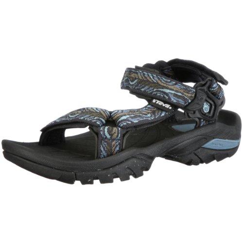 77322e0bb6b7 Teva Women s Terra Fi 3 W s Feathers Blue Depth Sandal 4259 5.5 UK ...