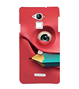 SMILY Designer Back Case Cover for Coolpad Note 3 Lite