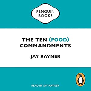 The Ten (Food) Commandments Audiobook