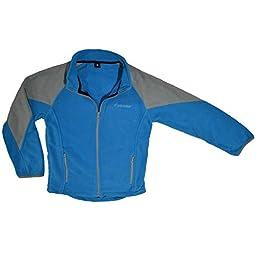 Polar Fleece Jacket, Blue 2T