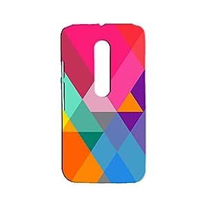 G-STAR Designer Printed Back Case / Back Cover for Motorola Moto X-Play (Multicolour)