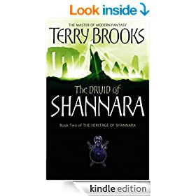 The Druid Of Shannara: The Heritage of Shannara: Book Two