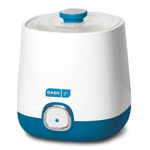 Dash Yogurt Maker - (Blue) Color: Blue Home & Kitchen front-494431