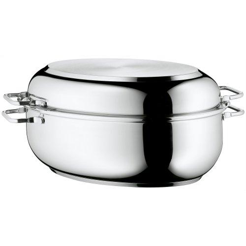 WMF Gourmet 18/10 stainless steel roasting pan 40x29x18cm/8.5ltr