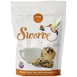 Swerve - All Natural Sweetner Granular - 1 lb.