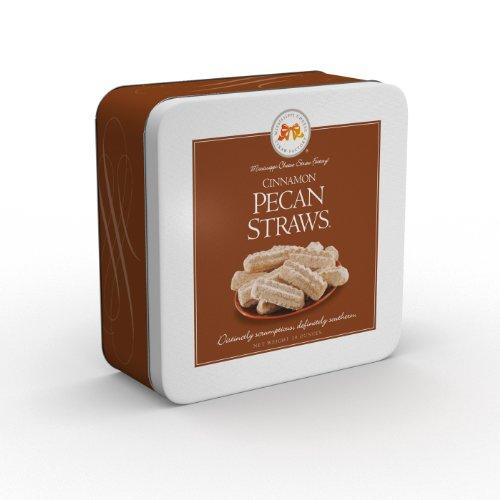... Shortbread Straw Assortment: Lemon, Key Lime and Cinnamon Pecan, 30oz