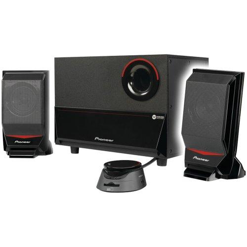 Pioneer 2.1 Channel Computer Speaker System (S-MM751RU)