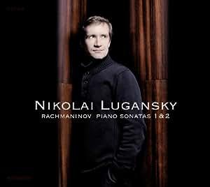 Rachmaninov : Sonates pour piano n° 1 op. 28 et n° 2 op. 36