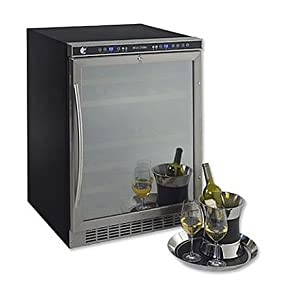 Avanti WCR5404DZD 46 Bottle Built-In or Free Standing Dual Zone Wine Cooler at Sears.com
