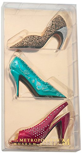 The Metropolitan Museum Of Art 3-D Magnet Set, Shoes (Mm15102)
