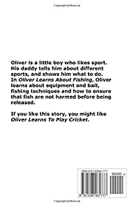 OLIVER learns about fishing from CreateSpace Independent Publishing Platform