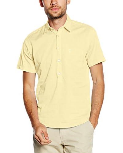 Macson Camisa Hombre Amarillo