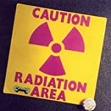 Caution Radiation Area by Cramps Records Imp