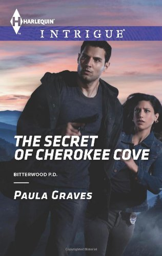 Image of The Secret of Cherokee Cove (Harlequin Intrigue\Bitterwood P.D.)