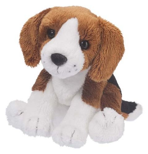 "Sniffy Beagle 5"" by Douglas Cuddle Toys"