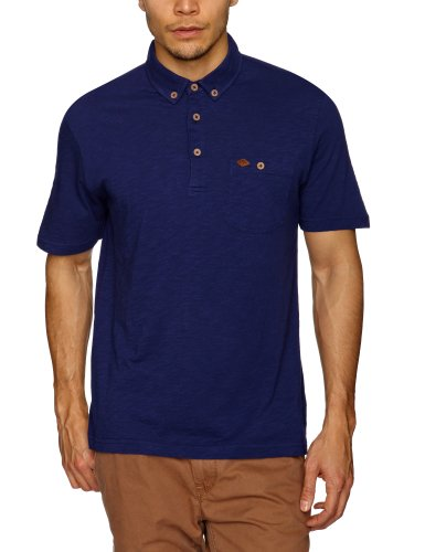 Farah 1920 The Stapleford Polo Shirt Men's T-Shirt Deep Ocean Large