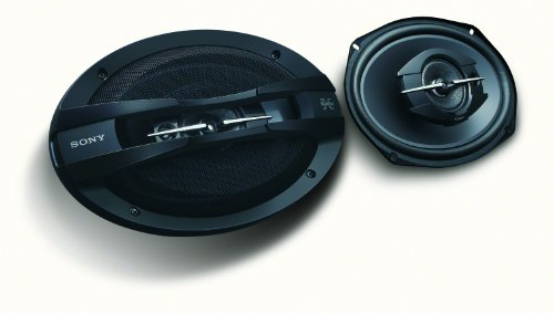 Sony Xsgt6938F 6 X 9 Inches 3-Way Speakers