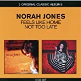 Norah Jones Not Too Late / Feels Like Home