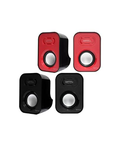 Zebronics Rock 2.0 Multimedia Speakers