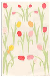 Martha Stewart Crafts Stickers Tulip Pink/Orange By The Package