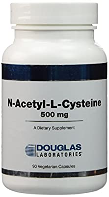 Douglas Labs - N-Acetyl-L-Cysteine 500 mg 90 vcaps