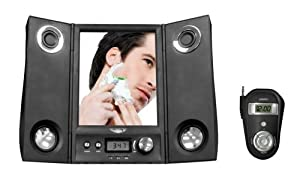 iSing Wireless Shower Radio for iPod, MP3 Player, CD Player