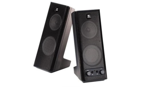 Logitech X-140 Multimedia Speakers (2.0)