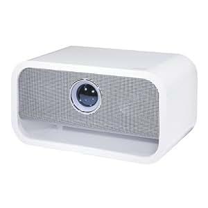 Leitz 63660001 Complete Professioneller Bluetooth Stereo Lautsprecher weiß