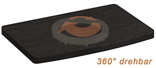 ricoo tv drehteller fernseh tisch lcd fernseh stand drehbar fs053b led. Black Bedroom Furniture Sets. Home Design Ideas