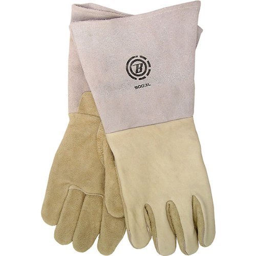 Arc Welding Gloves Large (Premium Elkskin)