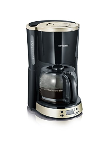 Severin KA 4190 Macchina per Caffè Americano, Tè, Tisane e Infusi, con Timer