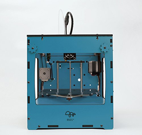 BONSAI LAB 3Dプリンタ BS01+(PLAキット)アクアブルー