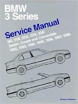 2007 bmw 328i service manual