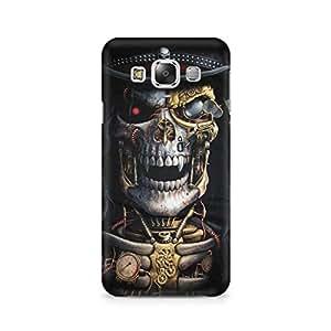 Mobicture Skull Art Premium Printed Case For Samsung Grand 2 G7106