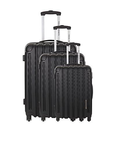 PASCAL MORABITO Set de 3 trolleys rígidos Beder