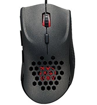 Thermaltake TT eSPORTS VENTUS X Mouseゲーミングマウス MS218 MO-VEX-WDLOBK-01