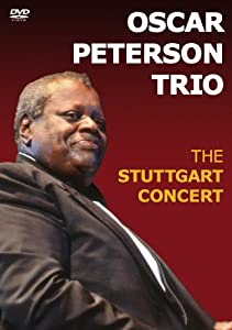 Peterson, Oscar - Stuttgart Concert