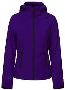 ICEPEAK Damen Softshell Jacke Sicily, Violett (745), 42, 854820682I