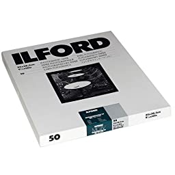 Ilford Multigrade IV RC Deluxe MGD.44M Black & White Variable Contrast Paper, 190gm2, 9.5x12\