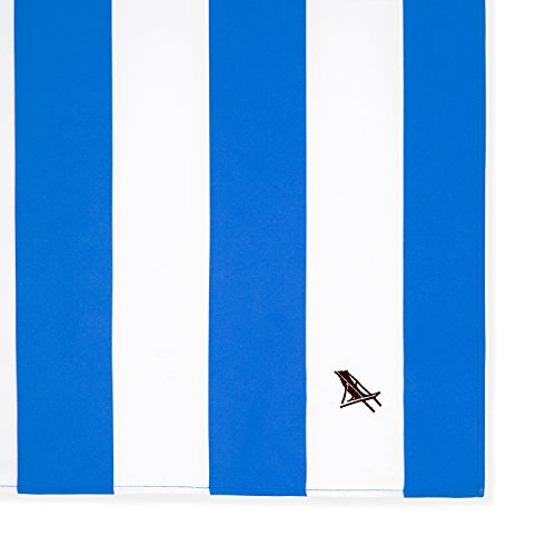Microfiber Towel - Beach & Travel (Blue - Extra Large 78x35