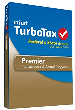 TurboTax Premier Fed, Efile and State 2013 with Refund Bonus Offer