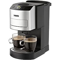 Princess - 242800 - Macchina da Caffe Automatica, Argento