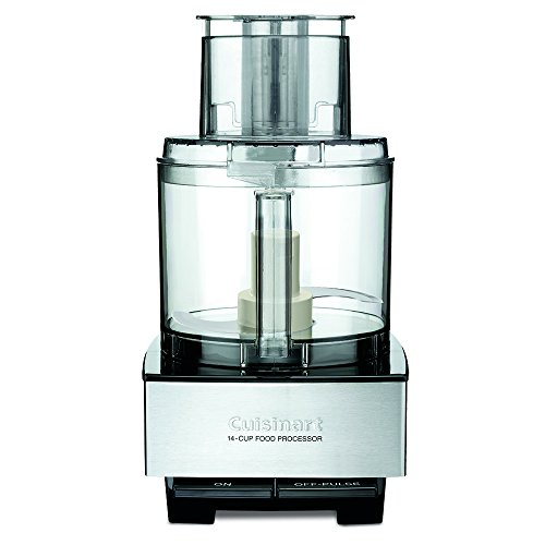 Cuisinart DFP-14BCNY 14-Cup Food Processor, Brushed Stainless Steel (Food Processors compare prices)