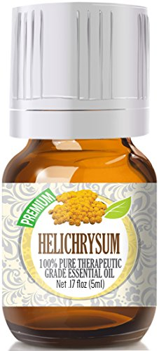 Helichrysum 100% Pure, Best Therapeutic Grade Essential Oil - 5ml