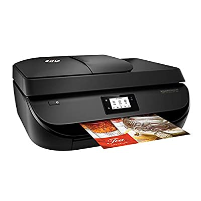 HP DeskJet Ink Advantage 4675 All-in-One Photo Printer (Print, Scan, Copy, Fax, Wireless, Duplex)