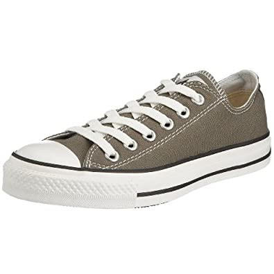 Converse All Star Ox Trainers Grey 6 Child UK