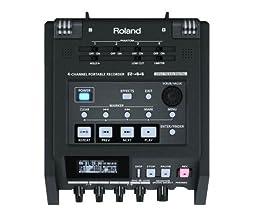 Roland R-44E | Compact 4-channel Portable Recorder