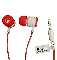 SILCO CAMO Explosive Bass Ear phone/ Hands free for Nokia